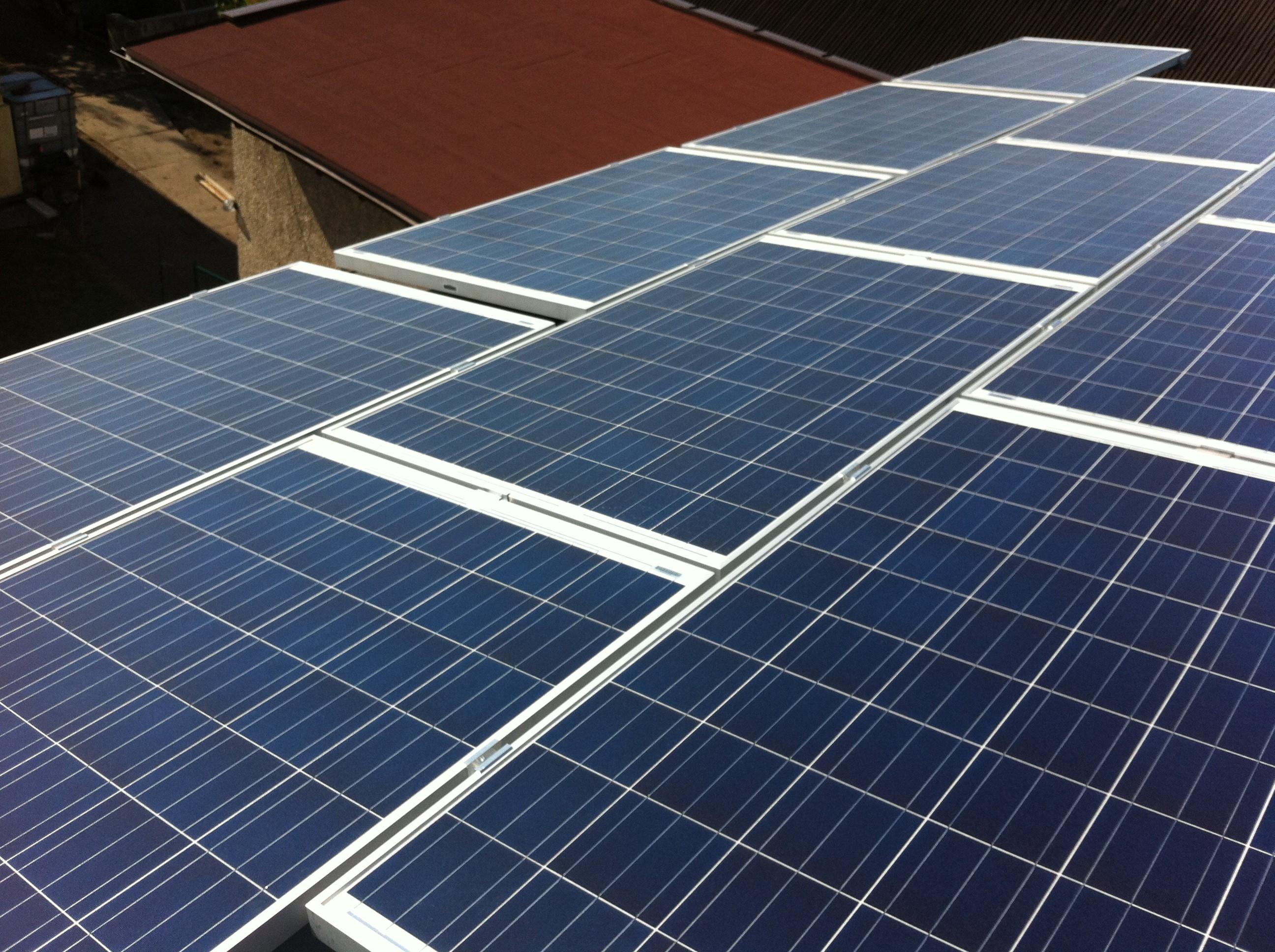 Połomia - Moc 3,5 kWp On-grid