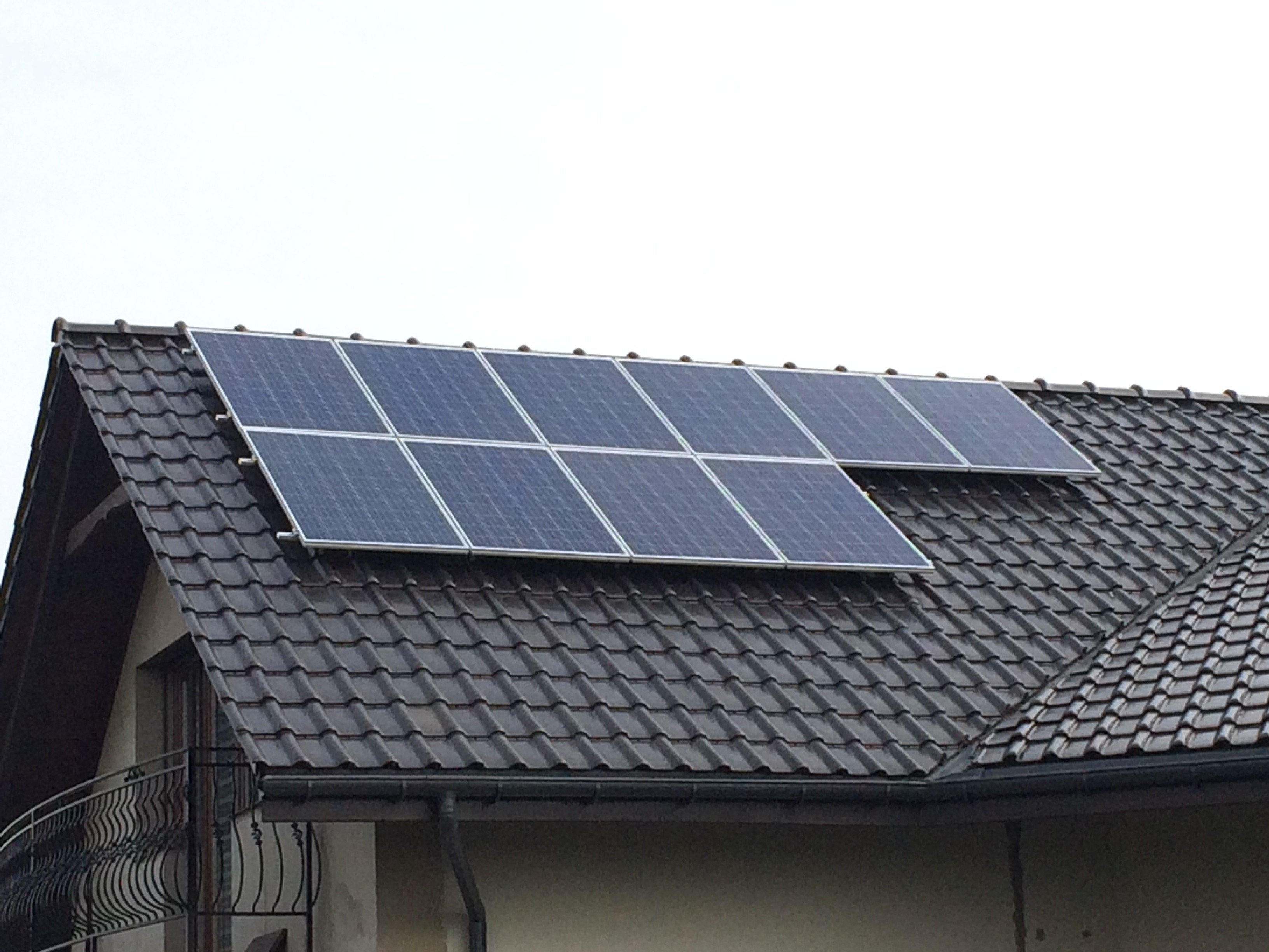 Jastrzębie-Zdrój - Moc 2,6 kWp On-grid