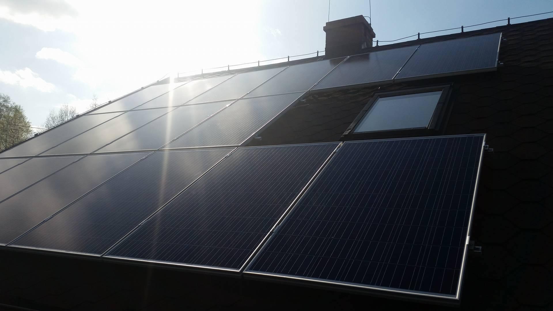 Jastrzębie-Zdrój - Moc 7,28 kWp On-grid