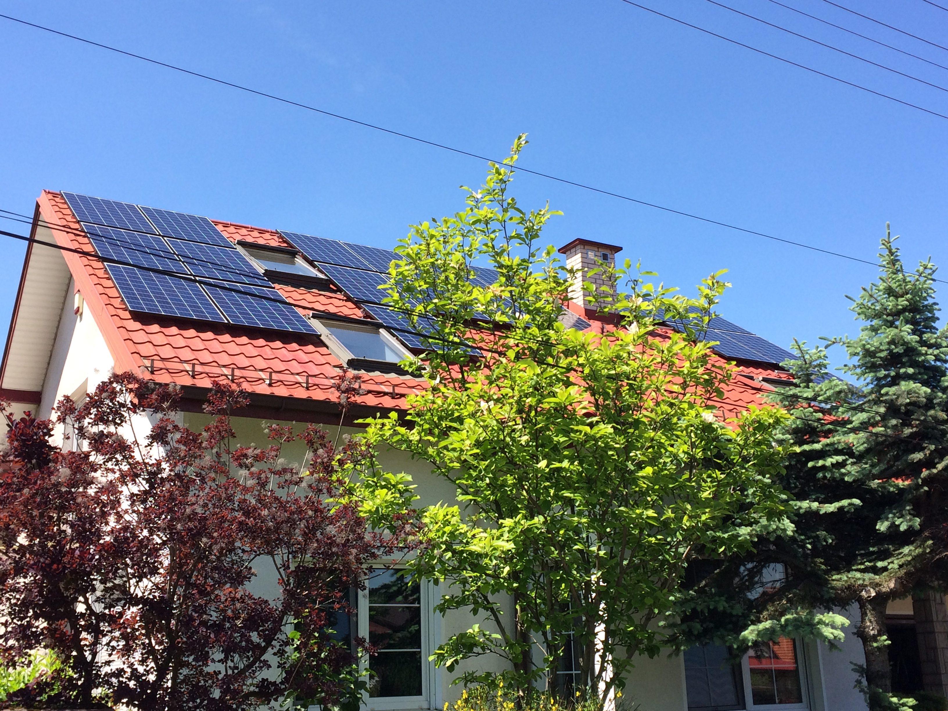 Nowy Wiśnicz - 9,8 kWp