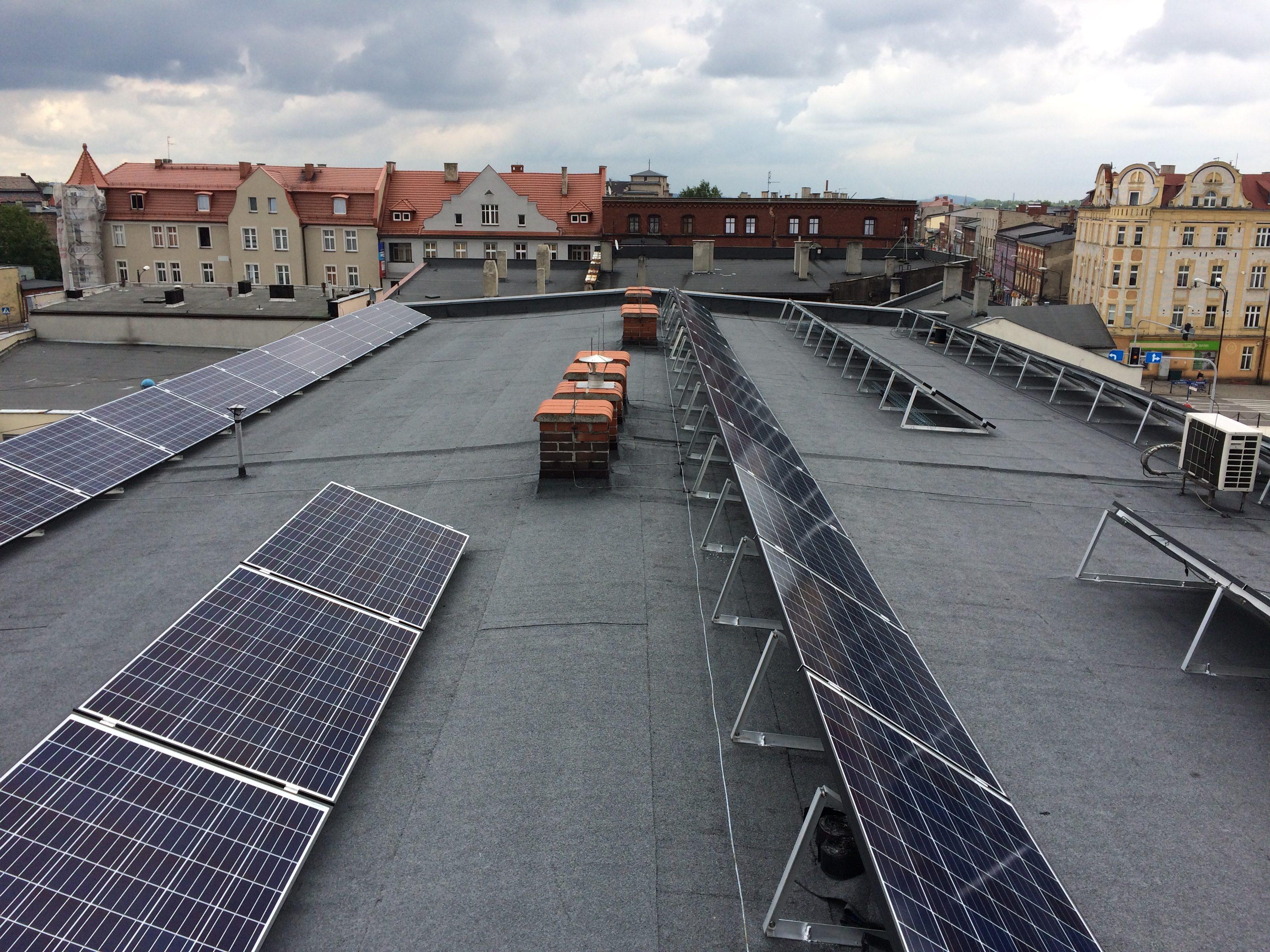 Piekary Śląskie - Moc 20,16 kWp